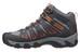 Keen Oakridge Mid WP Shoes Men Raven/Burnt Ochre